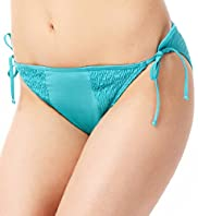 Low Rise Side Tie Hipster Bikini Bottoms