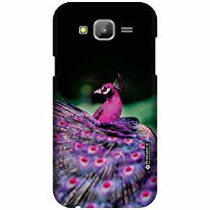 Printland Designer Back Cover for Samsung Galaxy J5 - Beauty Case Cover