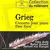 Grieg : Concerto pour piano - Peer Gynt