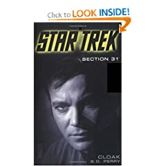 Section 31:  Cloak (Star Trek) by S.D. Perry