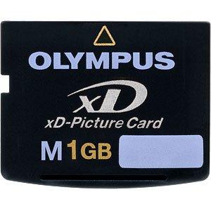 Olympus 1GB XD Memory Card M-XD1GM