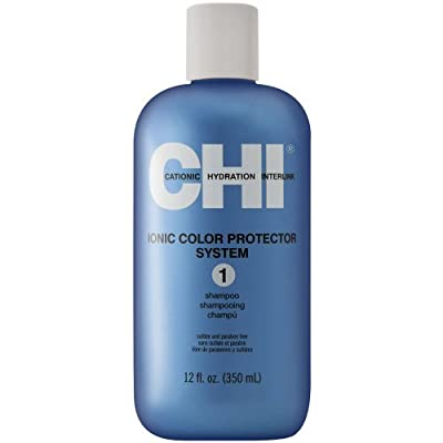 Chi By Chi Ionic Color Protection System 1 Shampoo 12 Oz by CHI