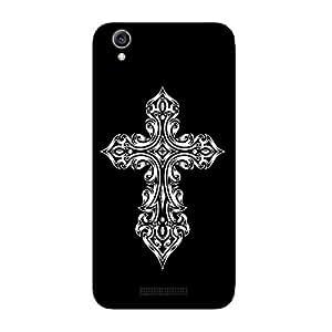 FASHEEN Premium Designer Soft Case Back Cover for Lava Iris Atom 3