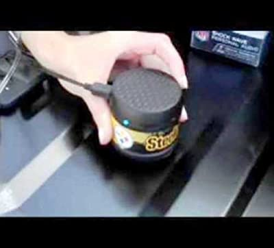 MLB Shock Wave Portable Audio Speaker