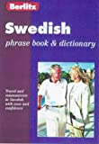 Berlitz Swedish Phrase Book & Dictionary (Berlitz Phrasebooks) (English and Swedish Edition) (283150886X) by Berlitz Guides