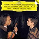 Mozart: Sonatas for Piano and Violin K301, 304, 378, 379