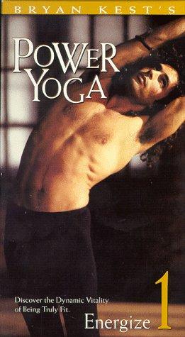Bryan Kest - Power Yoga, Vol. 1 - Energize [VHS] (Power Yoga Bryan Kest compare prices)