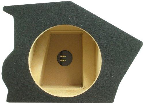"Asc Chevy Camaro Or Pontiac Firebird Coupe 1993-2002 Single 10"" Subwoofer Custom Fit Driver Side Sub Box Speaker Enclosure"