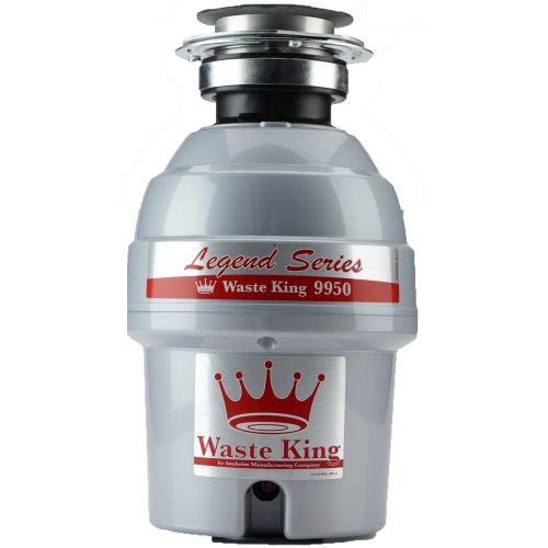 Waste King 9950 3/4 Horse Power 2700 Rpm Food Waste Disposer