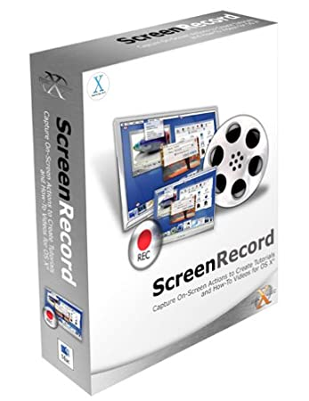 ScreenRecord (Mac)
