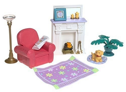 Loving Family Dollhouse Living Room