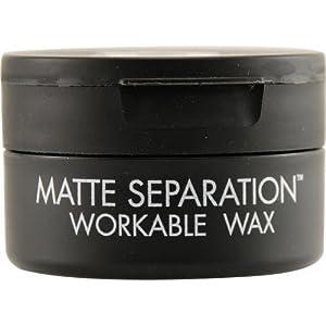 TIGI Bed Head for Men Matte Separation Workable Wax - 75 g