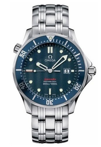Omega Men's 2221.80.00 Seamaster 300M Quartz