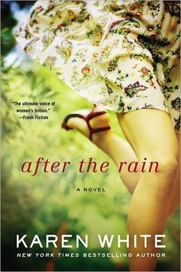 After the Rain by Karen White (January 1, 2012) Hardcover (Karen White After The Rain compare prices)