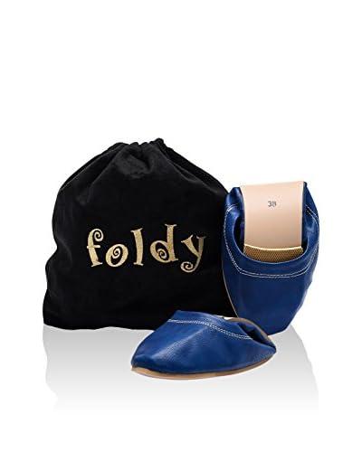 Foldy Ballerina blau