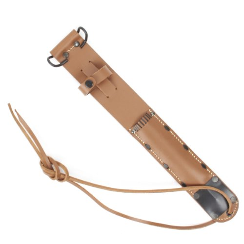 U.S. M6 Leather Scabbard For M3 Trench Knife