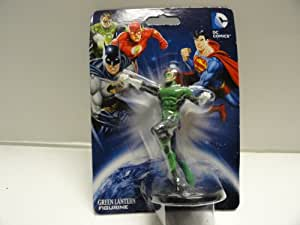 Green Lantern Cake Decorating Kit : Amazon.com: Green Lantern Cake Topper Figurine: Kitchen ...