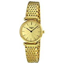 Longines La Grande Classique Gold-plated Ladies Watch L4.209.2.42.8
