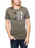 Cerruti Camiseta Manga Corta CMM8022450 C0842 (Barro)