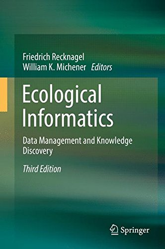 Ecological Informatics: Data Management and Knowledge Discovery (Tapa Dura)