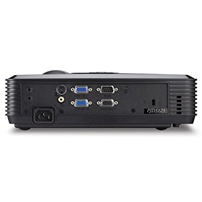 ViewSonic PJD5123 27-300-inch DLP Projector