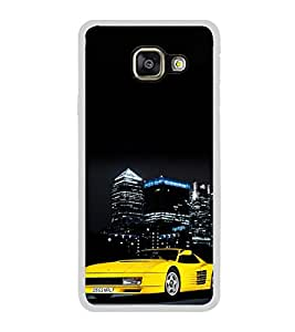 ifasho Designer Phone Back Case Cover Samsung Galaxy A7 (6) 2016 :: Samsung Galaxy A7 2016 Duos :: Samsung Galaxy A7 2016 A710F A710M A710Fd A7100 A710Y :: Samsung Galaxy A7 A710 2016 Edition ( DJ Violin Piano Drum Musical )