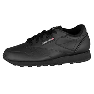 Reebok Classic Leather (GS) Schuhe black - 38