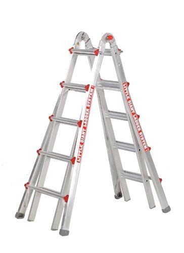Adjustable Ladder Standoff Stabilizer