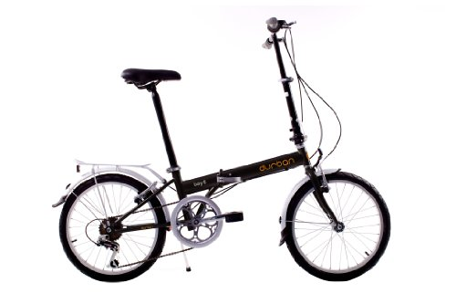 Bay 6 Folding Bicycle - Onyx