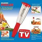 Nuvatek Magic Peeler Fruit Vegetables As Seen On TV