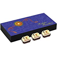 Rakhi Gift For Brother - Rakhi Gift For Brother - 18 Chocolate Box With Rakhi