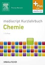 mediscript Kurzlehrbuch Chemie German Edition