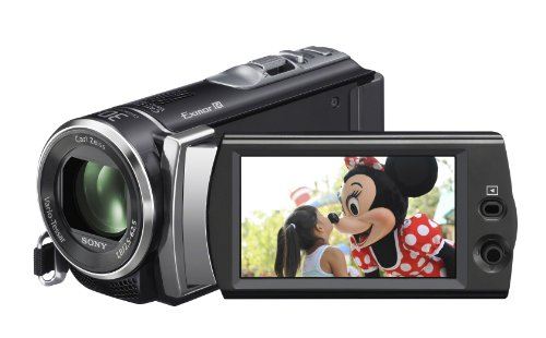 Sony HDR-CX190 High Definition Handycam 5.3 MP Camcorder with 25x Optical Zoom (2012 Model)