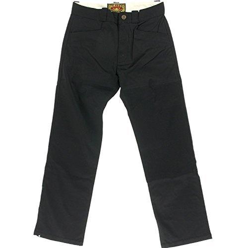 element-skateboards-burleys-twill-chino-black-pants-38-by-element-skateboards