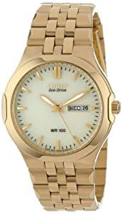Citizen Men's BM8402-54P Eco-Drive Corso Gold-Tone Watch