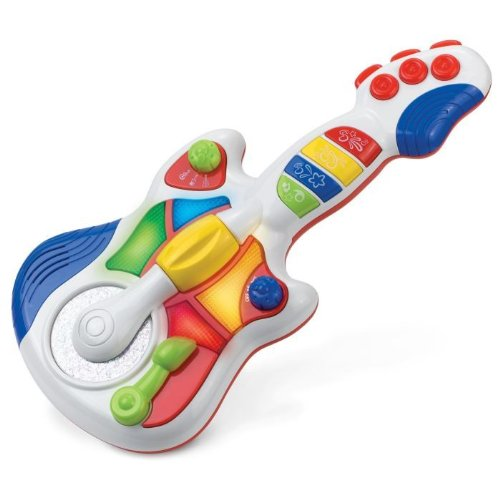 Rock & Spin Guitar Little Learner 1+ - 1