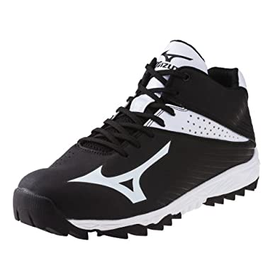 Mizuno Mens Jaws Blast 4 Molded Baseball Cleat by BTS