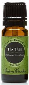 Tea Tree Melaleuca 100 Pure Therapeutic Grade Essential