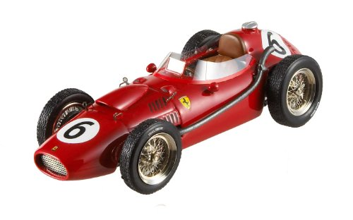 Hot Wheels Elite Ferrari 246 F1 M. Hawthorn Morocco GP 1958