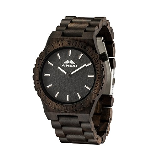 amexi-handmade-wooden-watches-for-men-with-nature-black-sandalwood-color