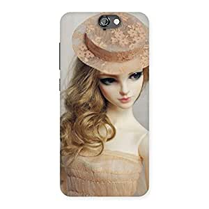 Unicovers Royal Doll Back Case Cover for HTC One A9