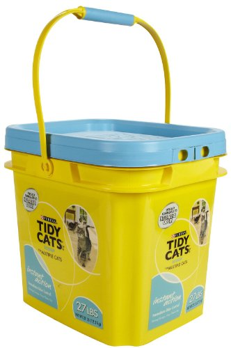 tidy-cats-cat-litter-clumping-instant-action-27-pound-pail-pack-of-1