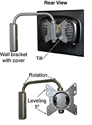 LCD Articulating Wall Mount