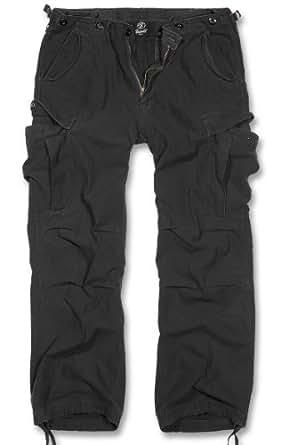 Brandit Hose M65 Vintage schwarz S