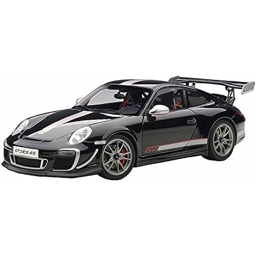 AUTOart 1/18 포르쉐 911 (997) GT3RS 4.0 (블랙)-78146 (2014-08-08)
