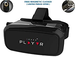 PLAYVR- VR HEADSET with Best HD OPTICAL RESIN LENSES.