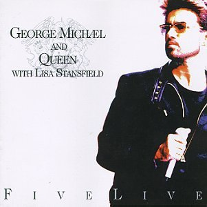 Queen and George Michael - Five Live - Zortam Music