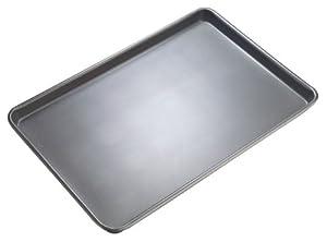 WearEver 68200 Commercial Medium Baking Sheet, Silver by Wearever