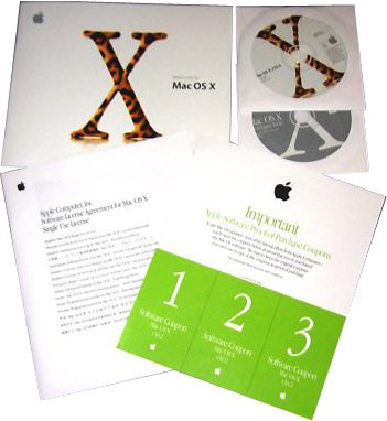 Mac OS X v10.2 UPGRADE (Mac)
