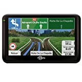 Navigation GPS MAPPY ULTIX555 NOIR EUROPE 43 PAYS CARTE A VIE